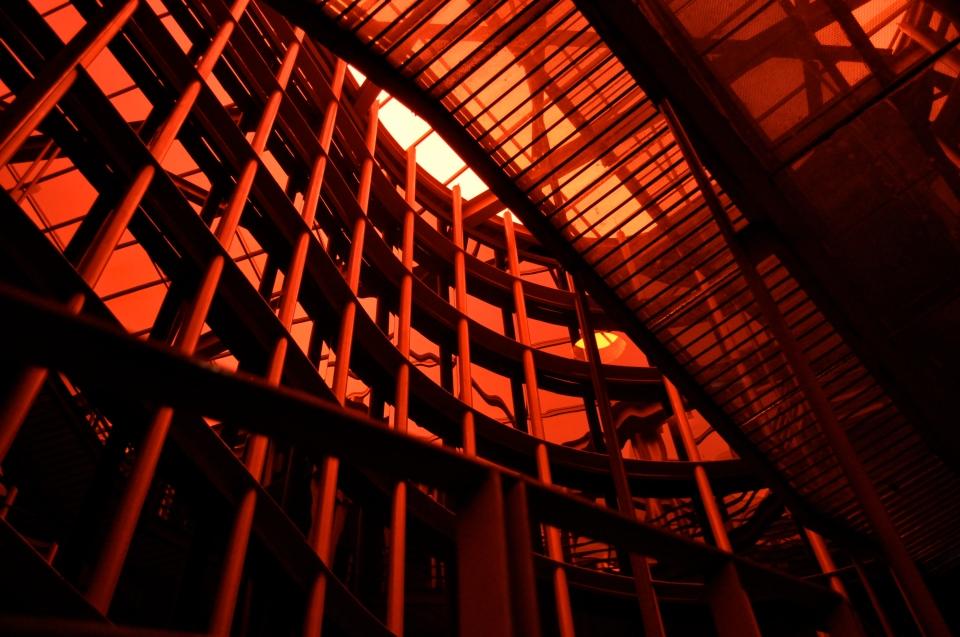 Estación de Bomberos Ave Fenix / AT 103 + BGP Arquitectura. México D.F